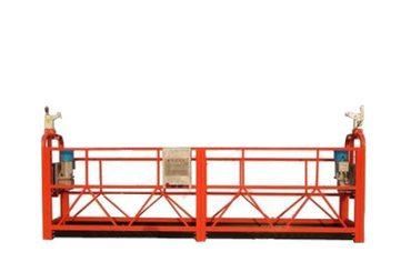 zlp500 تجهیزات بالابر پلت فرم معلق بالابر برای دیوار بیرونی