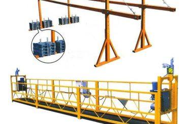 آسانسور الکتریکی برای پلت فرم معلق و آسانسور الکتریکی نوع cd1