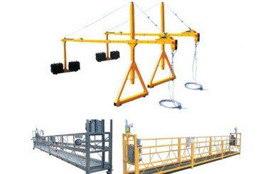 موفقیت فروش داغ معلق فولاد دسترسی به پلت فرم دسترسی zlp630، zlp800، zlp1000