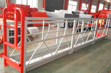 2 بخش 500 کیلوگرم پلت فرم کار با 3 نوع وزنه ضد