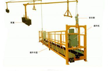 کارخانه فروش با کیفیت بالا بالابر برقی برای پلت فرم معلق از تولید کننده مستقیم