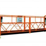 2.5 متر مکعب 3 بخش 1000 کیلوگرم پلت فرم دسترسی معلق 8-10 m / min